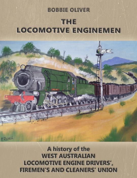 The Locomotive Enginemen book cover