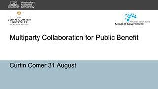 Curtin Corner presentation 31 August 2018
