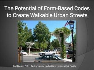 Gail Hansen Curtin Corner presentation