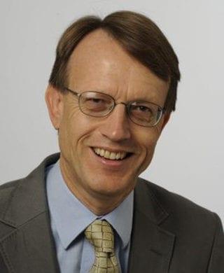 PVC Prof Nigel de Bussy