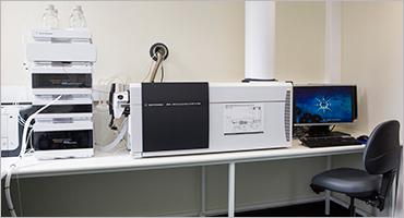 Agilent Liquid Chromatography/Mass Spectroscopy UHD 6540