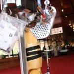 Exoskeleton at TEDxPerth 2016