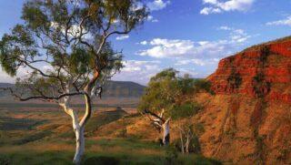 Karijini NP in the Pilbara
